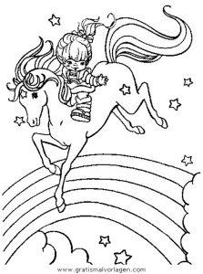 Pferde 70 gratis malvorlage in pferde tiere ausmalen - Unicorno alato pagine da colorare ...