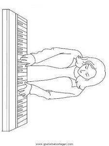 klavier 67 gratis malvorlage in diverse malvorlagen, musik