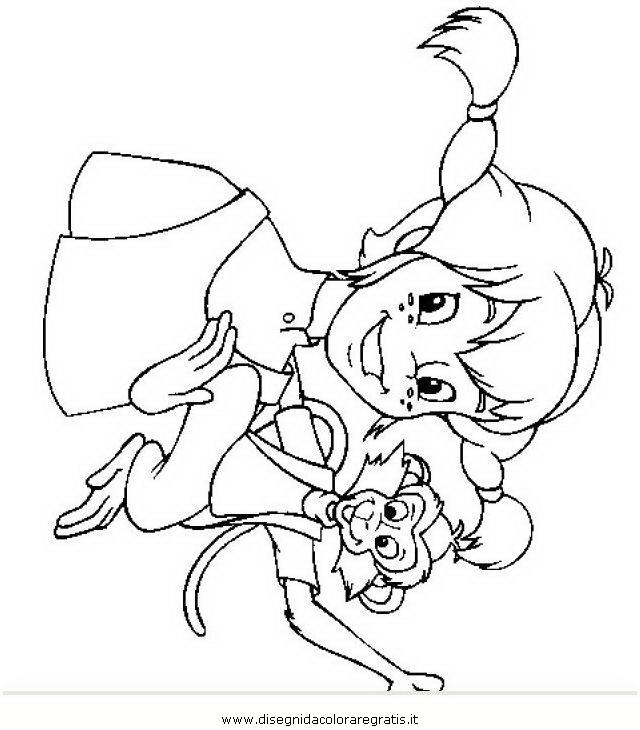 Malvorlagen Astrid Lindgren Coloring