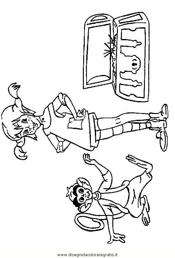 pippi langstrumpf 32 gratis malvorlage in comic