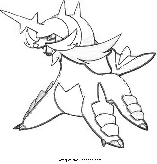 All About Pokemon Nachtara Gratis Malvorlage In Comic Www