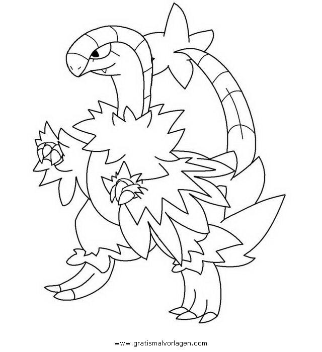 Pokemon Lugia2 Gratis Malvorlage In Comic: Pokemon Archeops Aeropteryx 2 Gratis Malvorlage In Comic