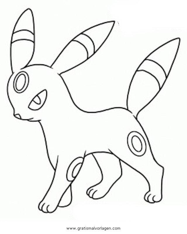 Pokemon Nachtara Gratis Malvorlage In Comic