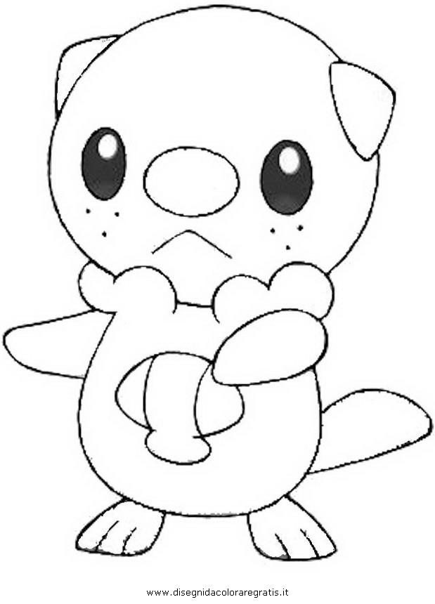 pokemon ottaro gratis malvorlage in comic