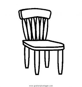 sessel 34 gratis malvorlage in diverse malvorlagen m bel. Black Bedroom Furniture Sets. Home Design Ideas