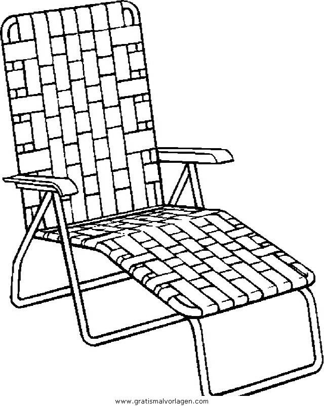 sessel 42 gratis malvorlage in diverse malvorlagen, möbel