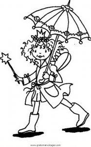 Malvorlage Prinzessin Lillifee prinzessin lillifee 14