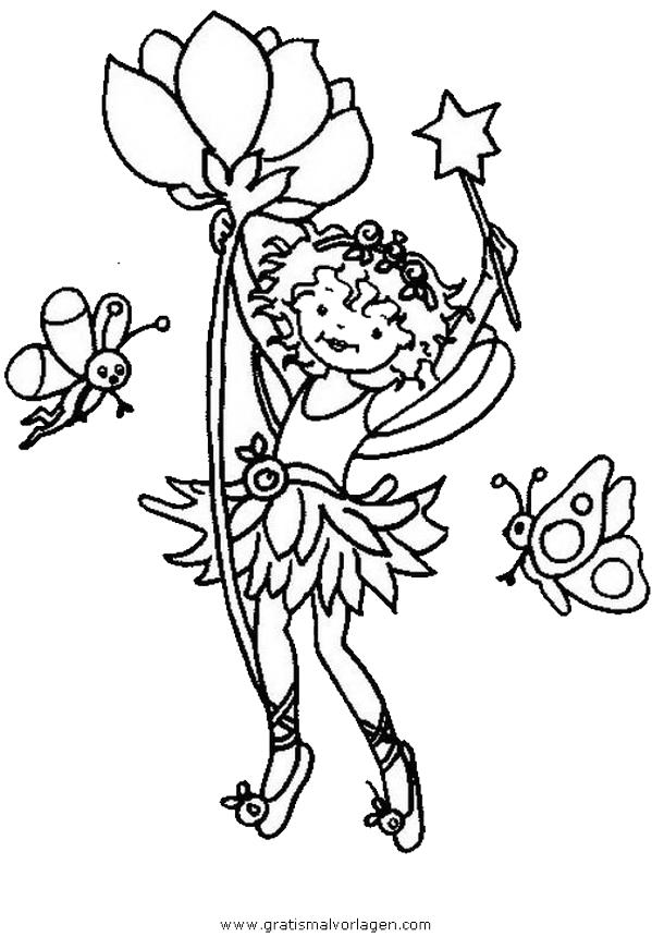 prinzessin lillifee 27 gratis malvorlage in comic