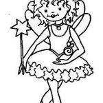 ausmalbilder vorlagen prinzessin - kinder zeichnen und