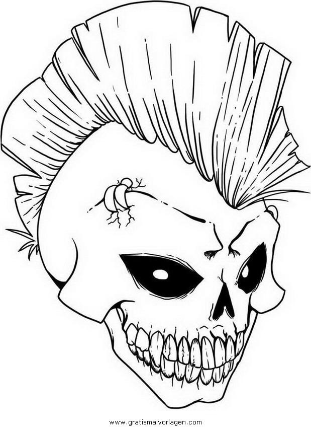 Galupy 1 Gratis Malvorlage In Comic Trickfilmfiguren: Punker 1 Gratis Malvorlage In Beliebt04, Diverse