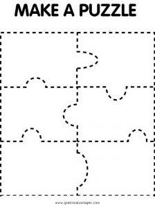 Malvorlage Beliebt03 puzzle 02