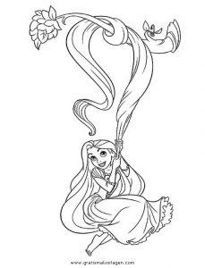 Rapunzel Neu Verfohnt 13 Gratis Malvorlage In Comic