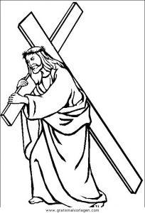 Malvorlage Religiöse Bilder religionen 64