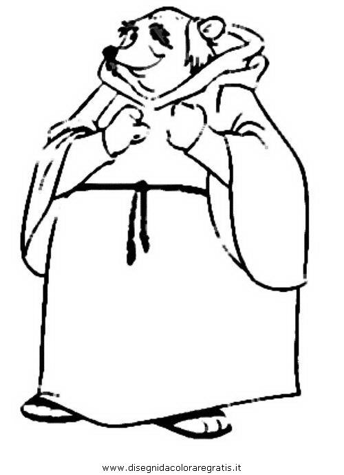 robinhood 04 gratis malvorlage in comic  trickfilmfiguren