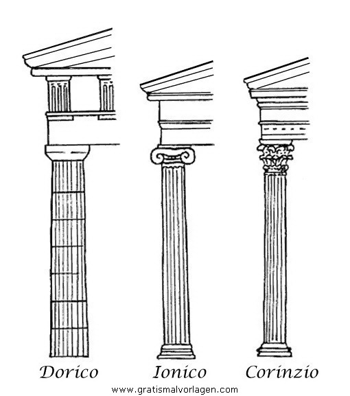 rom 07 gratis malvorlage in antikes rom geografie  ausmalen