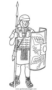 Rom 13 Gratis Malvorlage In Antikes Rom Geografie Ausmalen