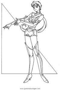 Malvorlage Sailor Moon sailor moon 24