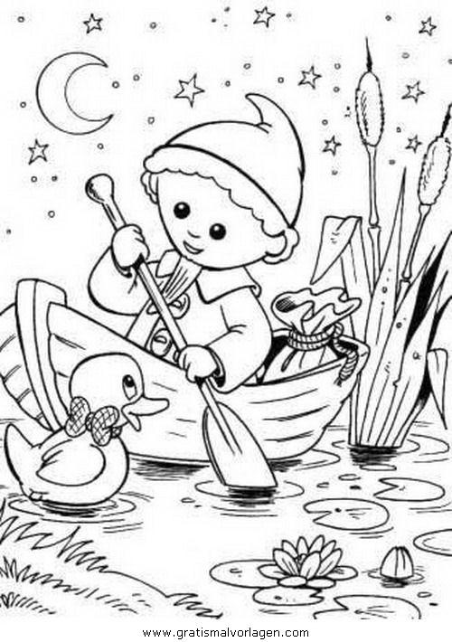 sandmannchen 07 gratis malvorlage in comic