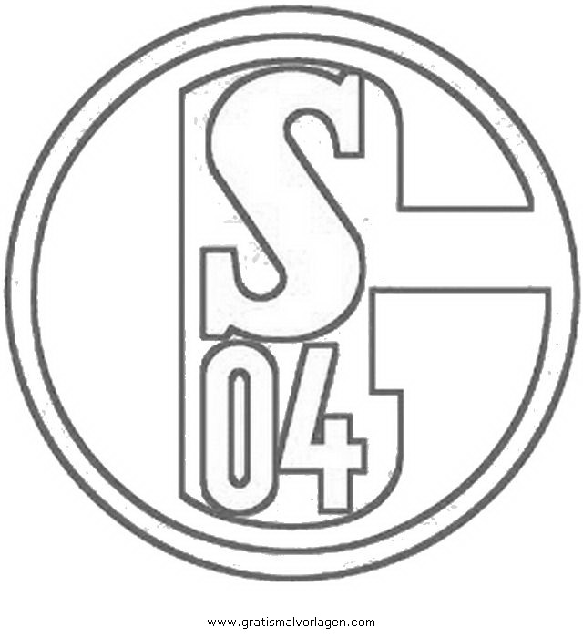Malvorlagen Fußball Schalke 04 My Blog