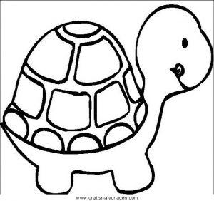 schildkroten 45 gratis Malvorlage in Schildkröten, Tiere   ausmalen