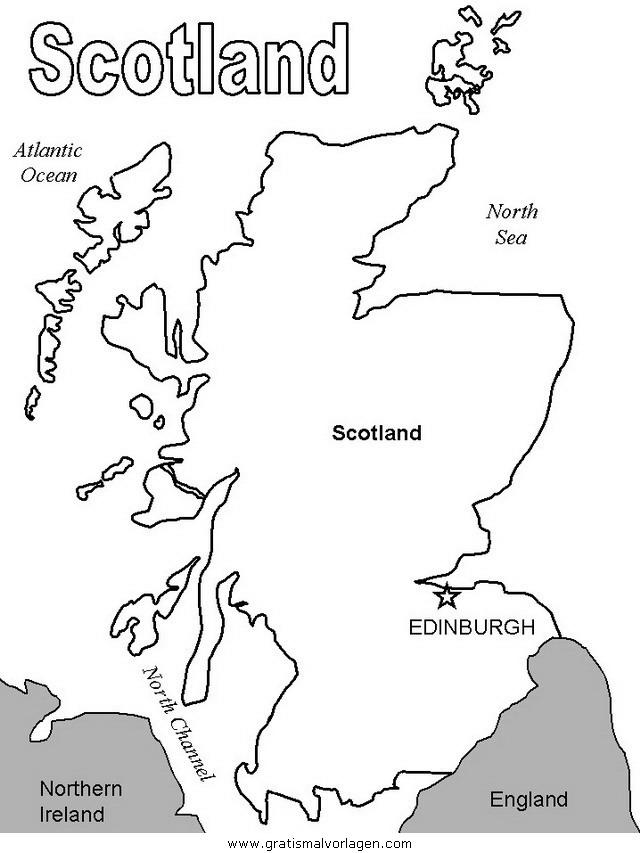 Sendung Maus 09 Gratis Malvorlage In Comic: Schottland 09 Gratis Malvorlage In Geografie, Schottland