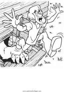 Malvorlage Scooby-Doo scooby 41