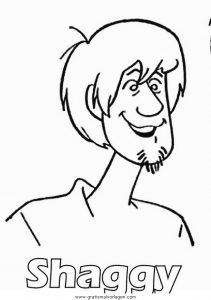 Malvorlage Scooby-Doo scooby 44