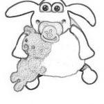 Shaun Das Schaf Malvorlagen Zum Ausmalen Fur Kinder