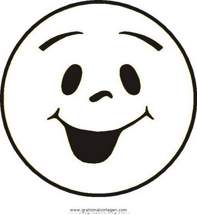 smile smiley smiles 4 gratis Malvorlage in Diverse
