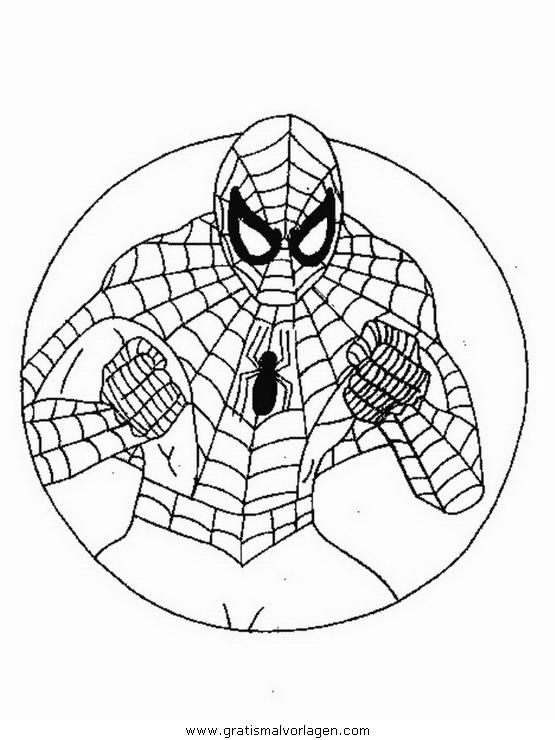 spiderman bilder ausmalen