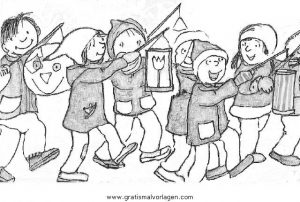 St Martin Tag Gratis Malvorlage In Beliebt04 Diverse Malvorlagen