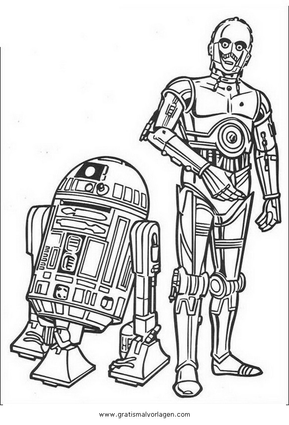 star wars n 25 5155 gratis malvorlage in science fiction
