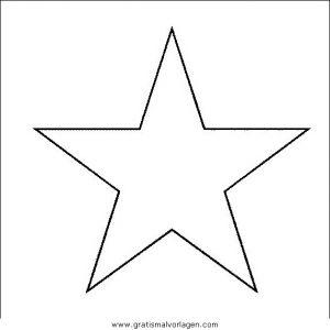 stern 2 gratis malvorlage in diverse malvorlagen