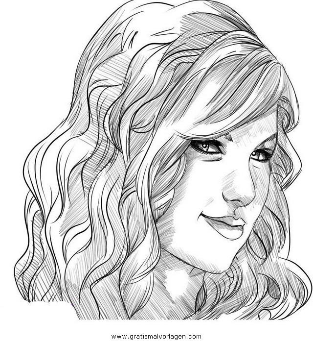 Charmant Taylor Swift Malvorlagen Zum Ausdrucken Ideen - Beispiel ...