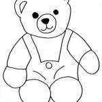 Bären Malvorlagen Zum Ausmalen Für Kinder