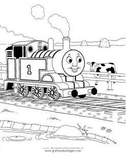 thomas train 10 gratis malvorlage in comic  trickfilmfiguren, thomas und seine freunde - ausmalen