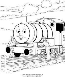 thomas train 15 gratis malvorlage in comic  trickfilmfiguren, thomas und seine freunde - ausmalen