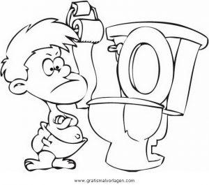 malvorlagen wc | coloring and malvorlagan