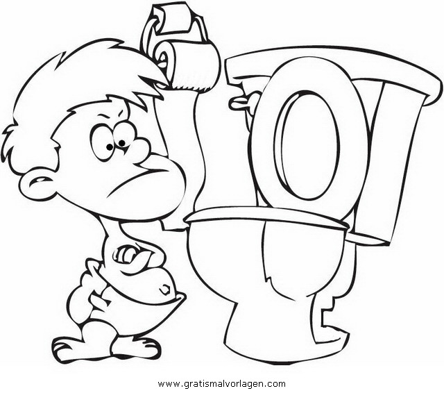 Sendung Maus 09 Gratis Malvorlage In Comic: Toilette 09 Gratis Malvorlage In Diverse Malvorlagen