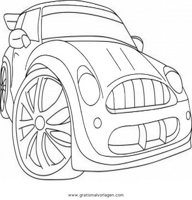 Galupy 1 Gratis Malvorlage In Comic Trickfilmfiguren: Tuning 1 Gratis Malvorlage In Autos, Transportmittel