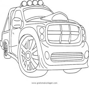 Tuning 7 Gratis Malvorlage In Autos Transportmittel Ausmalen