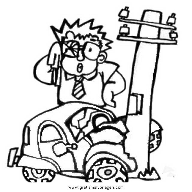 Galupy 1 Gratis Malvorlage In Comic Trickfilmfiguren: Unfall 1 Gratis Malvorlage In Autos, Transportmittel