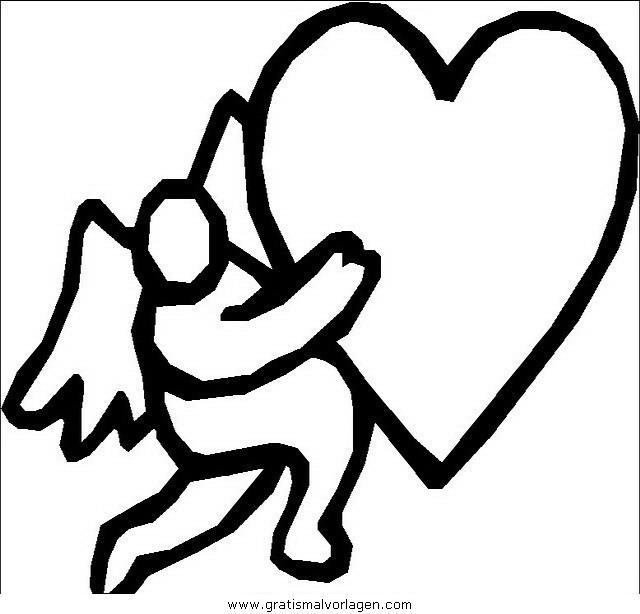 valentinstag 37 gratis malvorlage in feste valentinstag