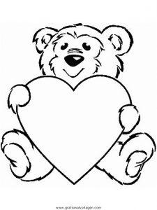 Valentinstag 39 Gratis Malvorlage In Feste Valentinstag Ausmalen