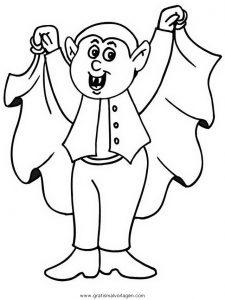 Vampir Vampire 18 Gratis Malvorlage In Fantasie Vampir