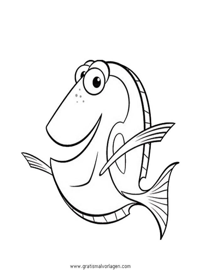 verschiedene fische 68 gratis malvorlage in fische tiere