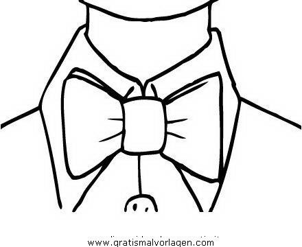 krawatte gratis malvorlage in diverse malvorlagen, kleidung - ausmalen