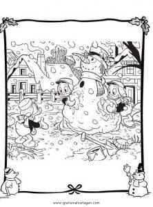 Weihnachts Disney 29 Gratis Malvorlage In Weihnachten
