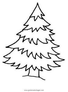 weihnachtsbaume 44 gratis malvorlage in weihnachten