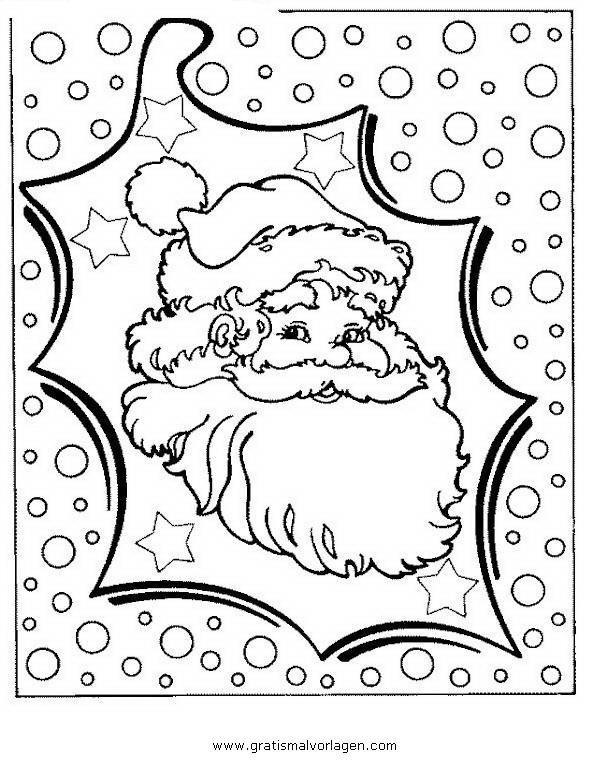 weihnachtsmanner 136 gratis malvorlage in weihnachten